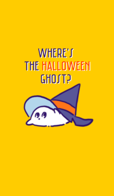 Where's the Halloween Ghost?