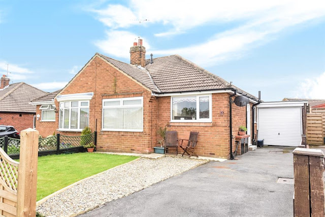 Harrogate Property News - 2 bed semi-detached bungalow for sale Sandhill Way, Harrogate HG1