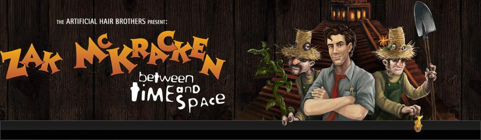 Zak McKracken: Between Time and Space