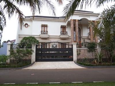 Tanah Dijual di Jakarta: Rumah Dijual di Pondok Indah ...