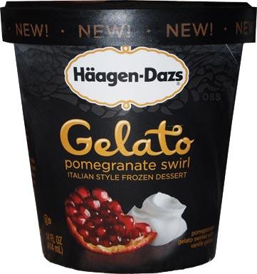 Pomegranate Gelato Recipes — Dishmaps