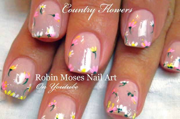 robin moses nail art diy easy