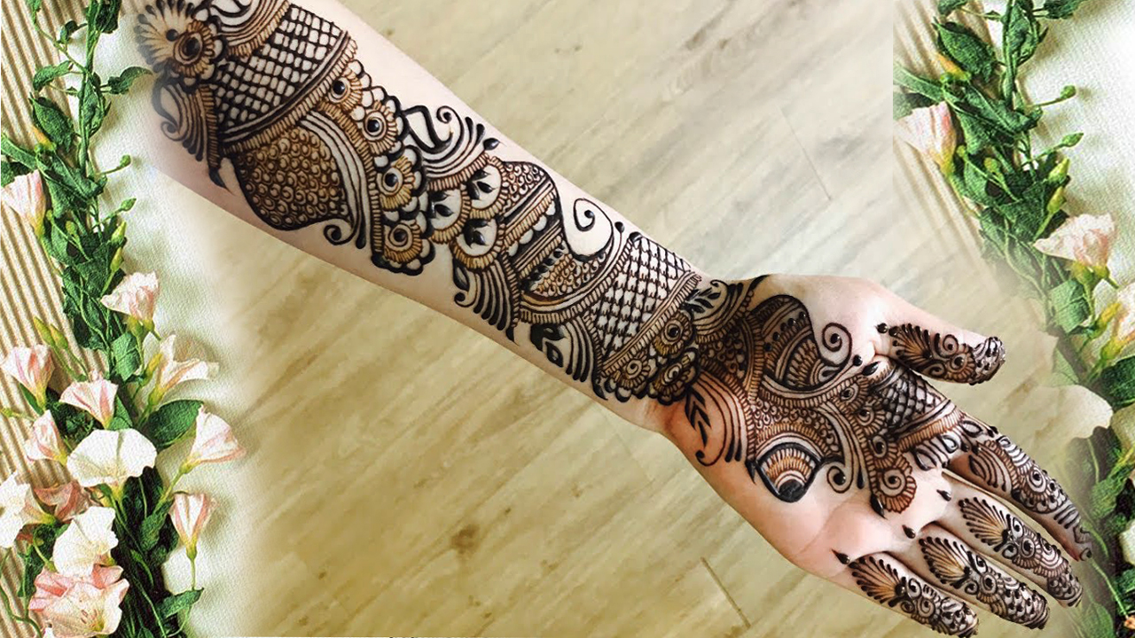 Mehandi 2017 - New Models for Hands (2) | Photoshop Creation