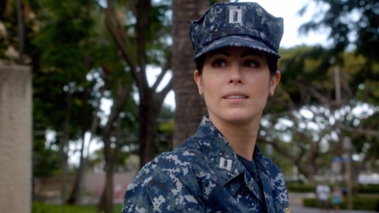 Hawaii Five O Catherine Tot