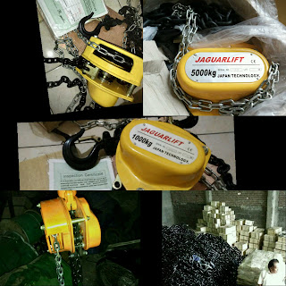 Harga Takel Chain Block Hoist Prohex Murah