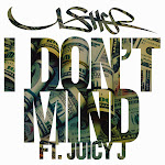 Usher - I Don't Mind (feat. Juicy J) - Single Cover