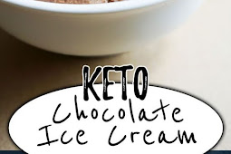 LOW CARB/KETO ICE CREAM