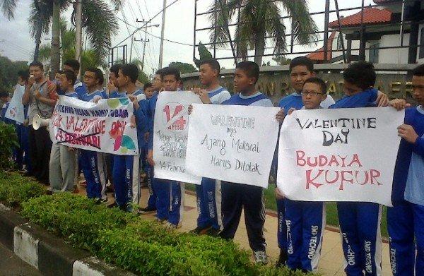 Wali Kota Bima Terbitkan Surat Edaran Larangan Rayakan Valentine