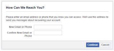 How Do I Get My Facebook Password Back - Facebook Password