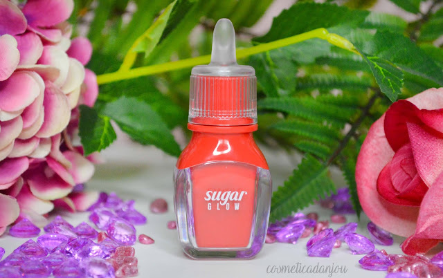 Peripera Sugar Glow Tint  strawberry sweet