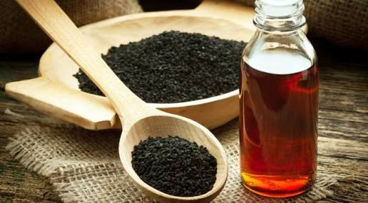 Cure With Herbs, Organic And Natural Things : Black Seed ( Nigella ...