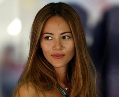 Jessica Michibata Pacar dan Istri Pembapap F1 tercantik dan seksi