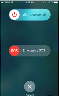 iPhone Emergency SOS
