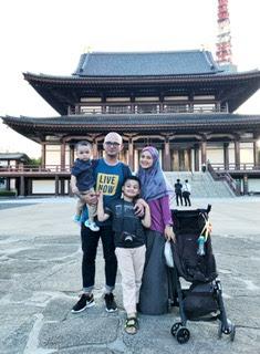itinerary ke Jepang