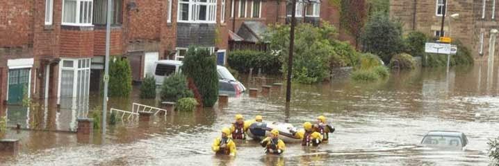 Inundaciones en Ingeniería Civil