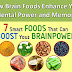 How Brain Foods Enhance Your Mental Power and Memory