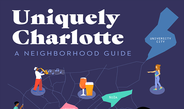 Uniquely Charlotte: A Neighborhood Guide | Charlotte Marriott City Center
