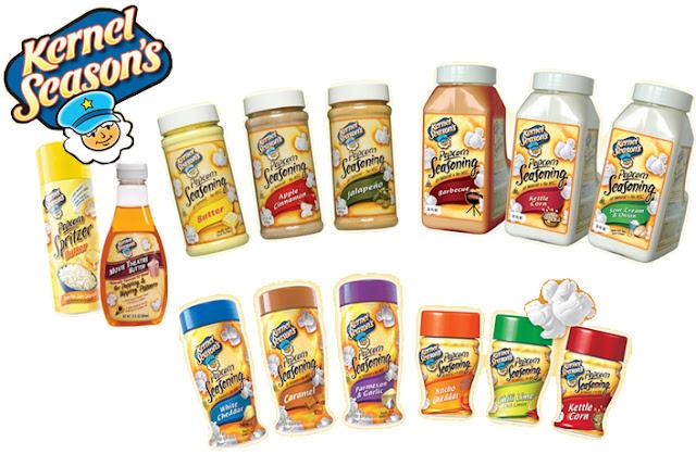 kernel season flavors