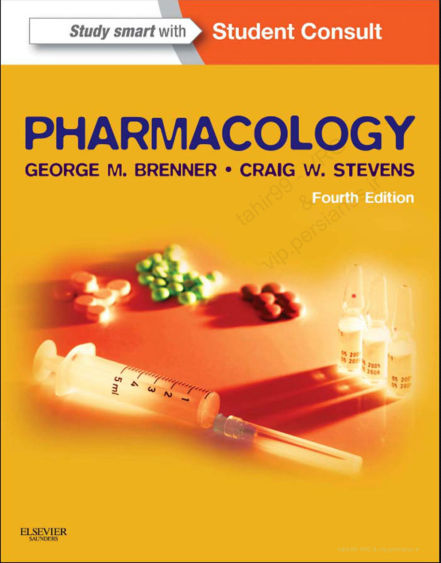 Pharmacology (Brenner & Stevens), 4th Edition [PDF]