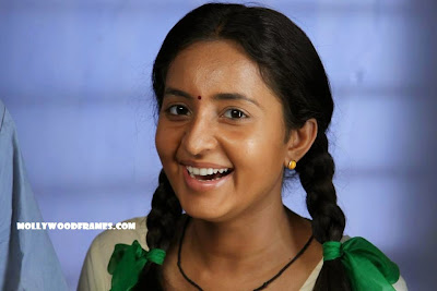 Bhama's look in the movie 'Ottamandaram'