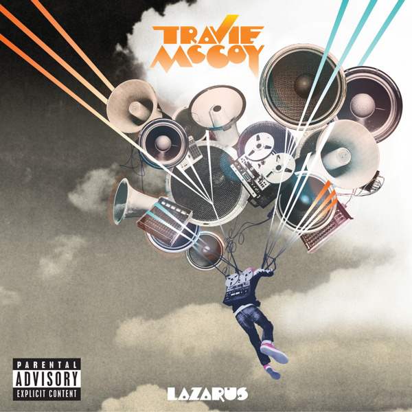 Travie McCoy - Lazarus (Deluxe Version) Cover