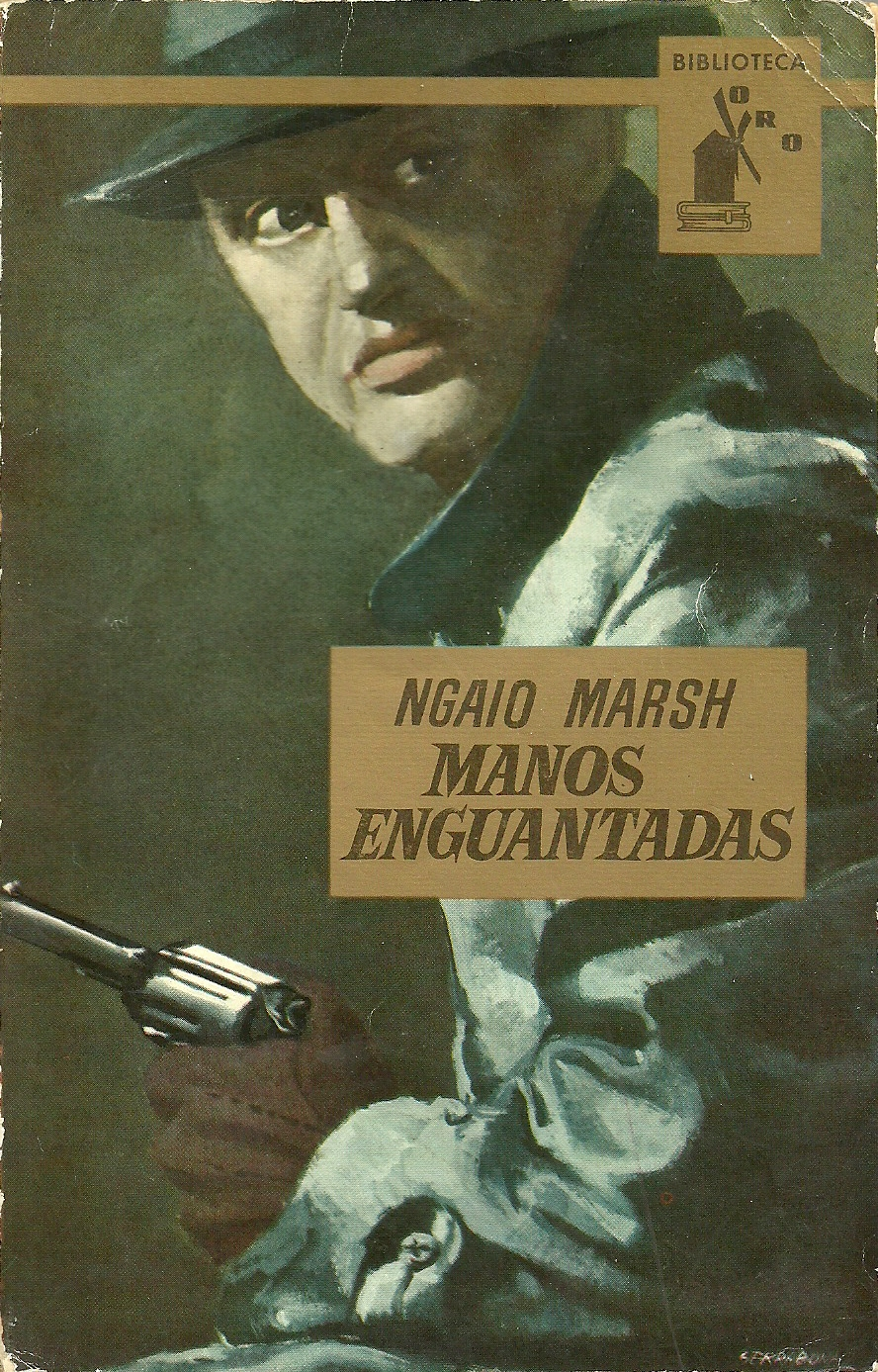Un hombre muerto (A Man Lay Dead, 1934) ...
