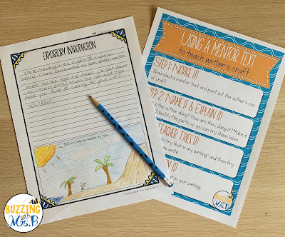 Teaching your students creative expository introductions is a lot easier when you use quality mentor texts. This sequence of lessons includes a mentor text, an anchor chart, a guide for you to try writing your own creative introduction, and free printables for students to try out the strategy in their own informational writing. This strategy works for opinion writing, too, and is especially effective for helping 4th graders write their introductory paragraph for STAAR Writing.