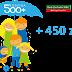450 zł premii do Konta Godnego Polecenia z Rodzina 500+