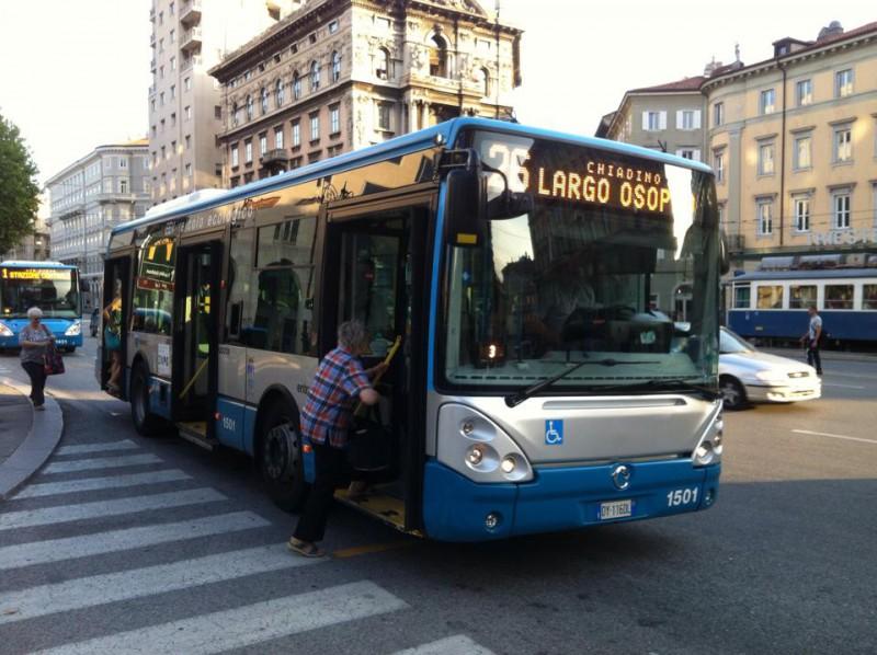 autobus 8 trieste orario - photo#11