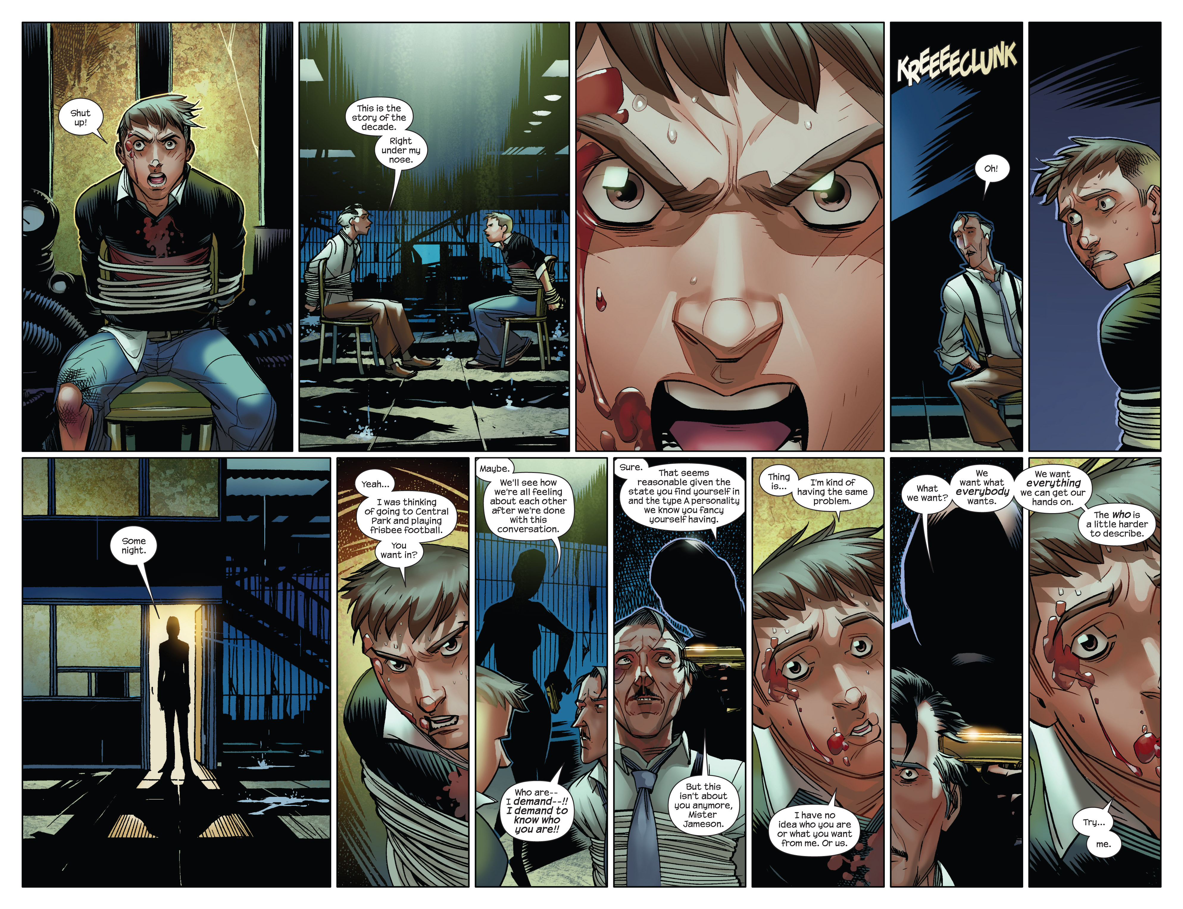 Read online Ultimate Spider-Man (2009) comic -  Issue #13 - 15