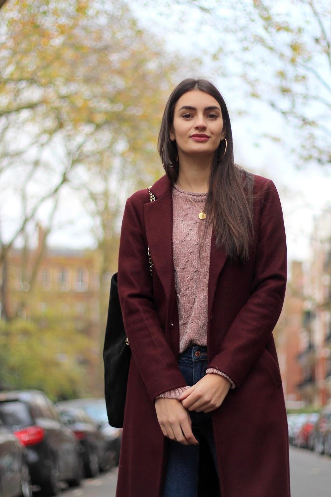 winter style peexo fashion blogger