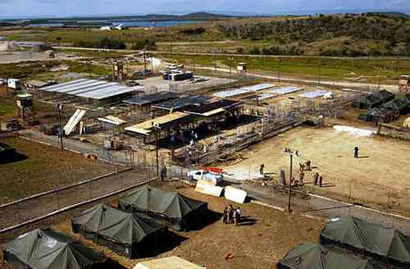 La actividad OVNI es muy concurrente en la Base de Guántanamo, según un ex Marine que ha revelado su testimonio recientemente.