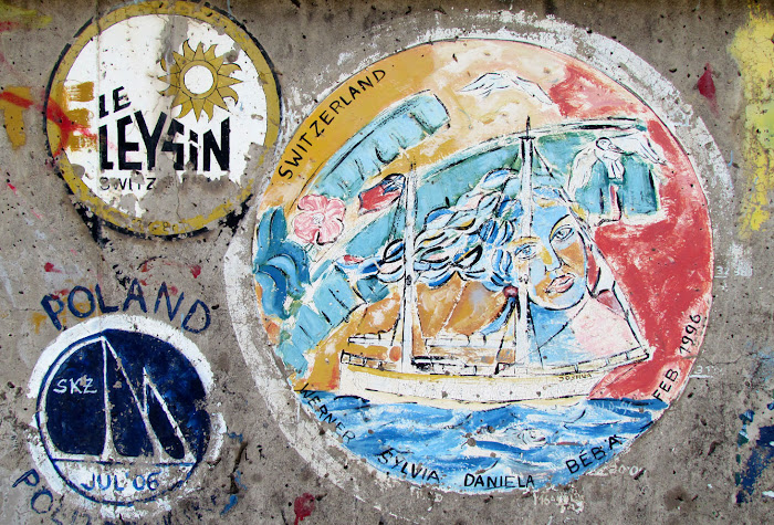paintings in Funchal Marina