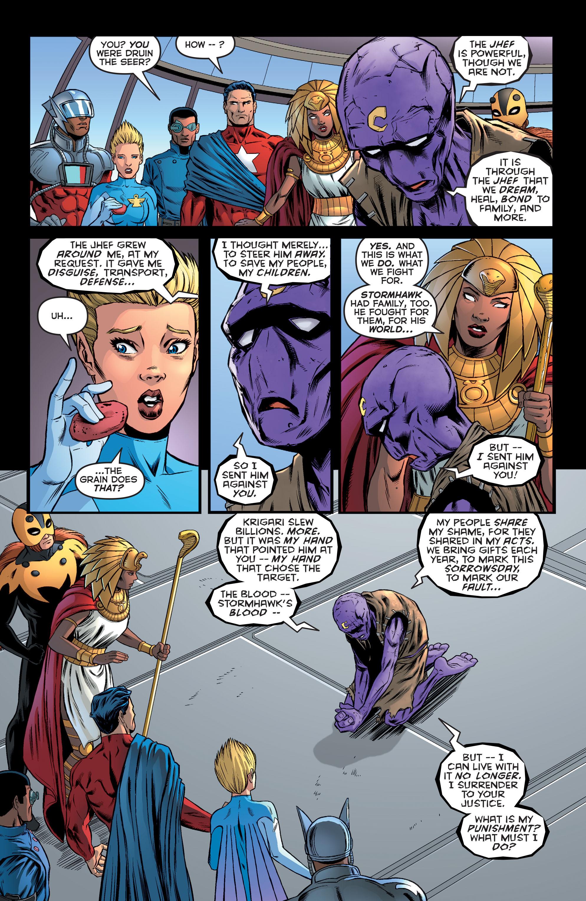 Read online Astro City comic -  Issue #17 - 22