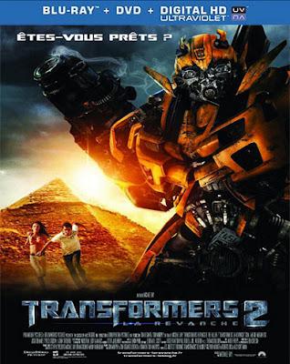 Transformers La Venganza De Los Caídos 2009 Full Hd 1080p Latino