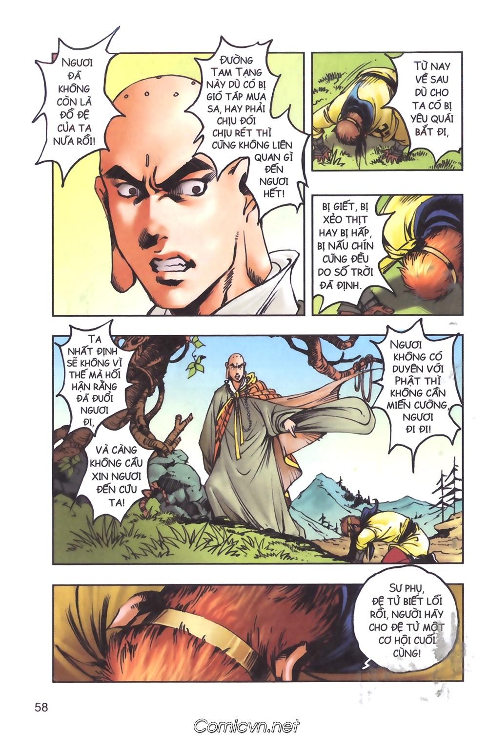 Tây Du Ký màu - Chapter 102 - Pic 28