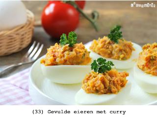 Tomaten, uien, curry