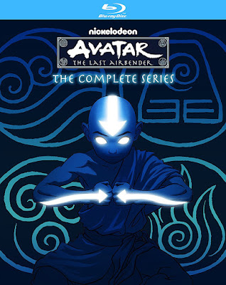 Avatar: The Last Airbender Complete Series Blu-ray