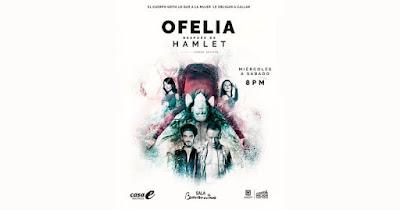 Ofelia después de Hamlet (Teatro) 2