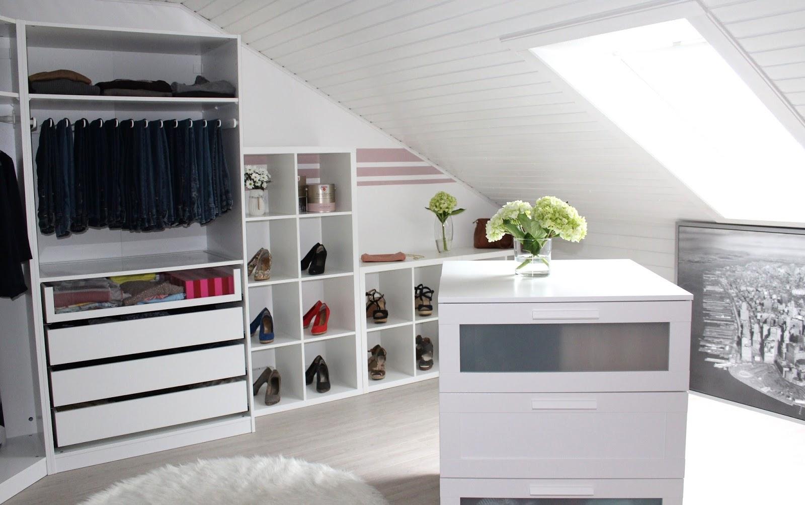 ankleidezimmer gestalten beispiele ikea. Black Bedroom Furniture Sets. Home Design Ideas