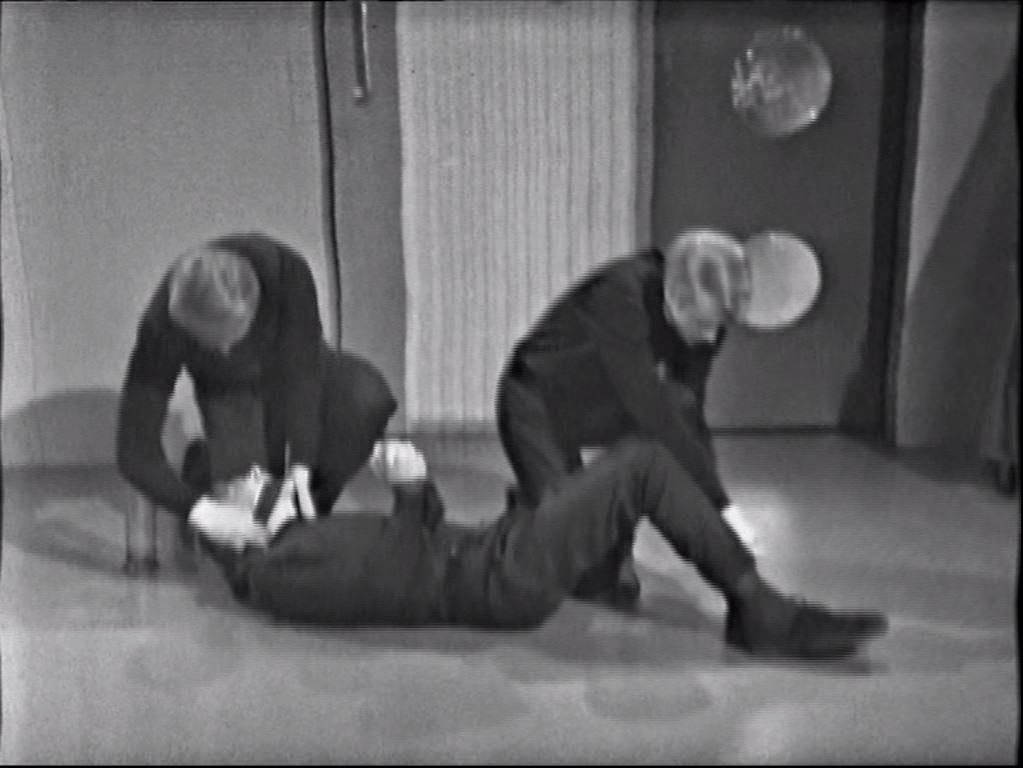 The Xerons go off in search of the old man, at which point we discover his  ingenious hiding place. Truly, this is one of the most joyous moments in  Doctor ...