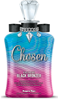 Supre Tan Chosen Exclusive Black Bronzer