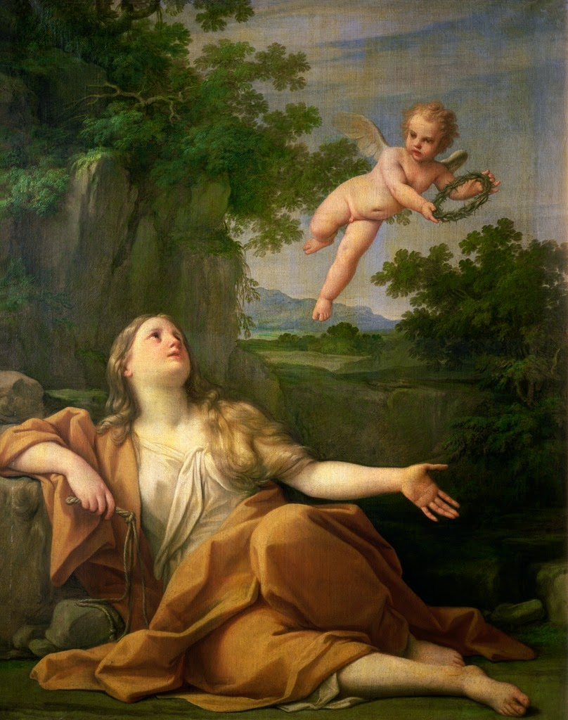 Mary Magdalene – Close disciple of Jesus Christ. Present at the crucifixion of Christ.