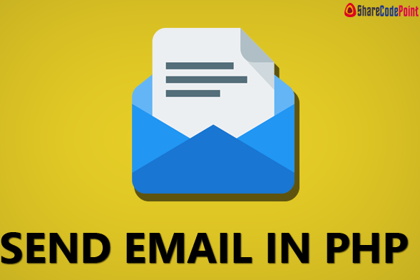 Send Email In PHP using PHP Function, Simple E-Mail and Mail Form