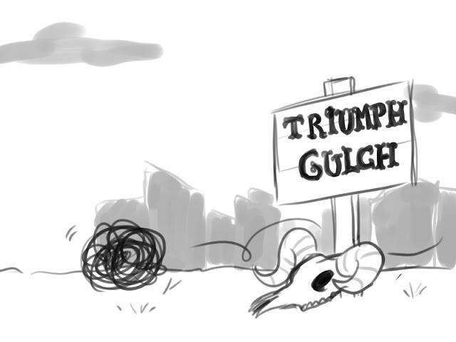 Triumph Gulch - 2
