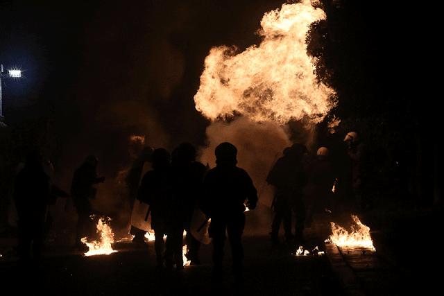 Πρώτη η Ελλάδα στις επιθέσεις αναρχικών τρομοκρατικών ομάδων
