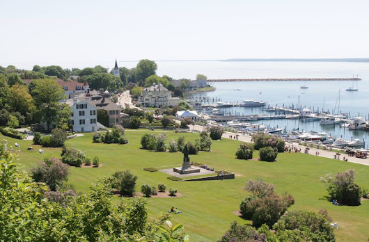 A visit to Mackinac Island
