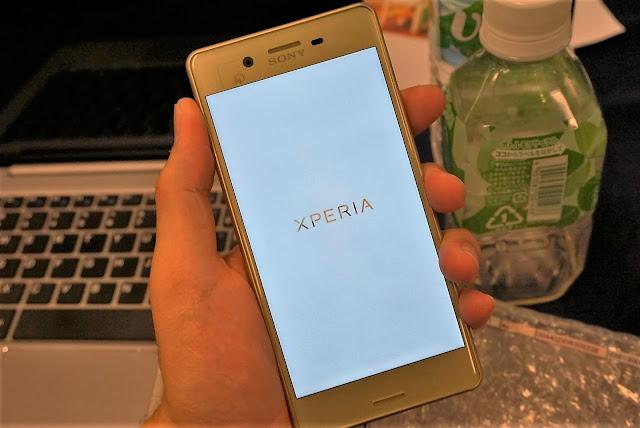高級感よし!重さもよし!大きさもちょうどいい、Xperiaの最新作X Performanceファーストインプレッション