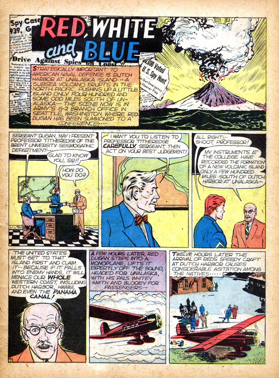 Read online All-American Comics (1939) comic -  Issue #9 - 11