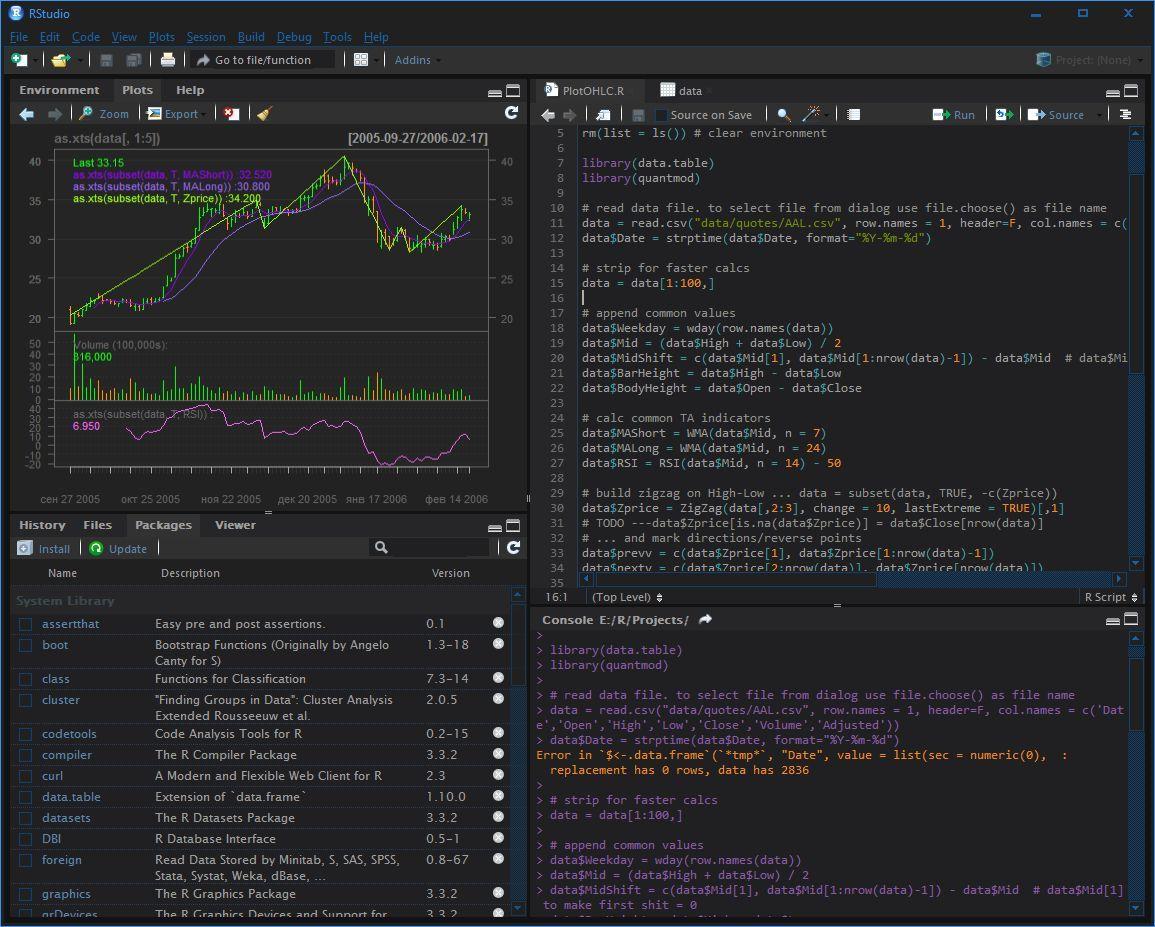 Install R dan Rstudio di CentOS 7 - Tutorial Linux Indonesia
